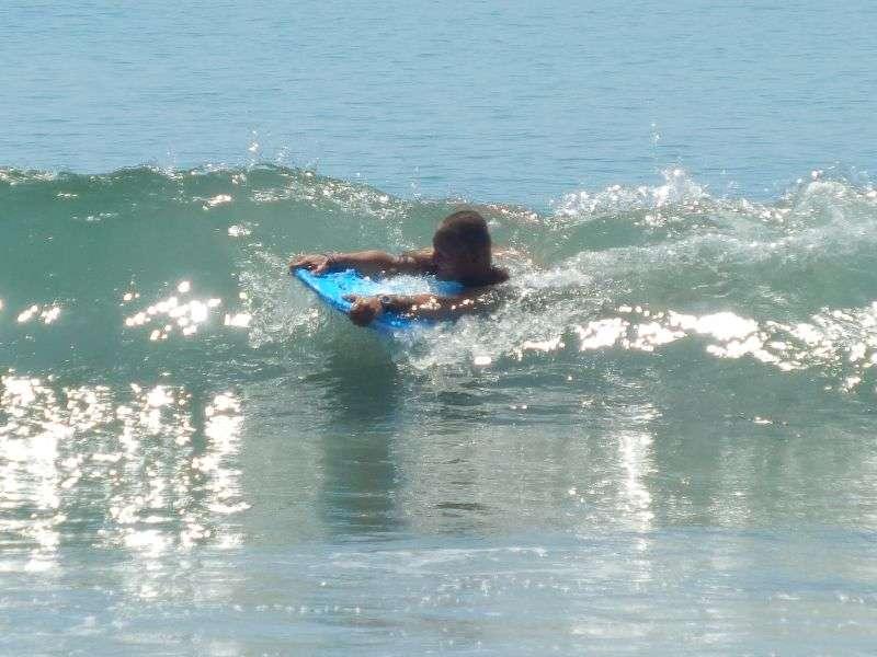 ....jau, da ist sie...die Welle !!!!!