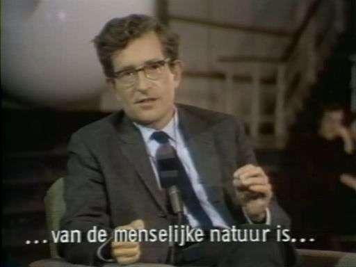 v0zb Noam Chomsky vs Michel Foucault   Human Nature: Justice versus Power [Excerpt] (1971)