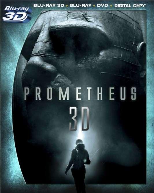 Prometheus 3D – 1080p – TR/ENG – 3D Film indir