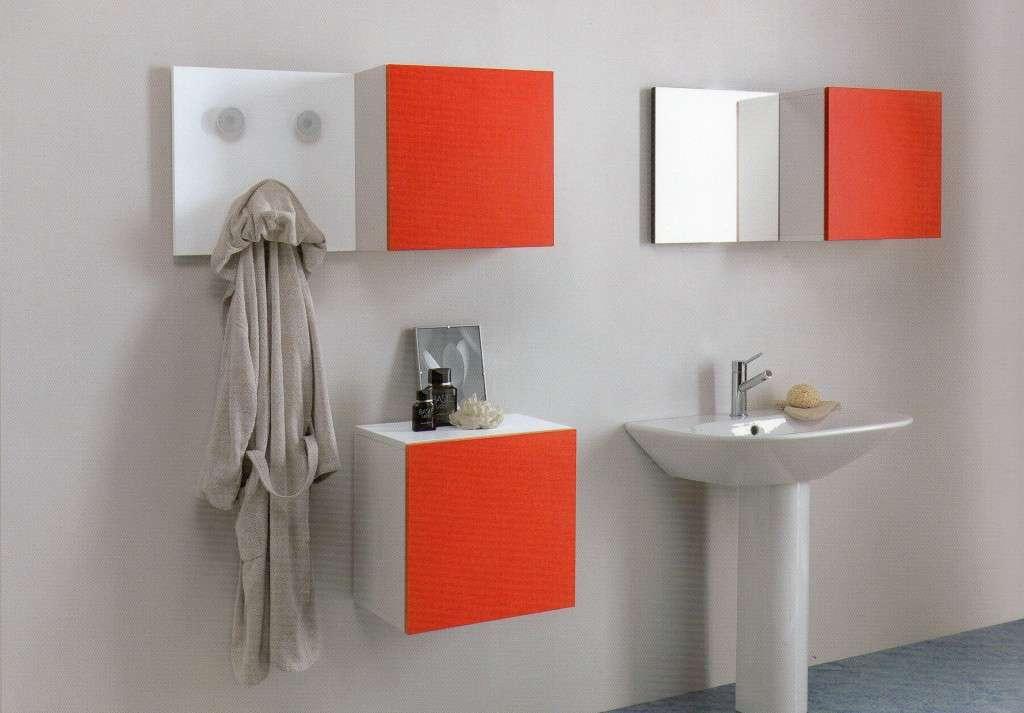 Mobili bagno mobile bagni pareti componibili moderno - Mobili bagno blu ...