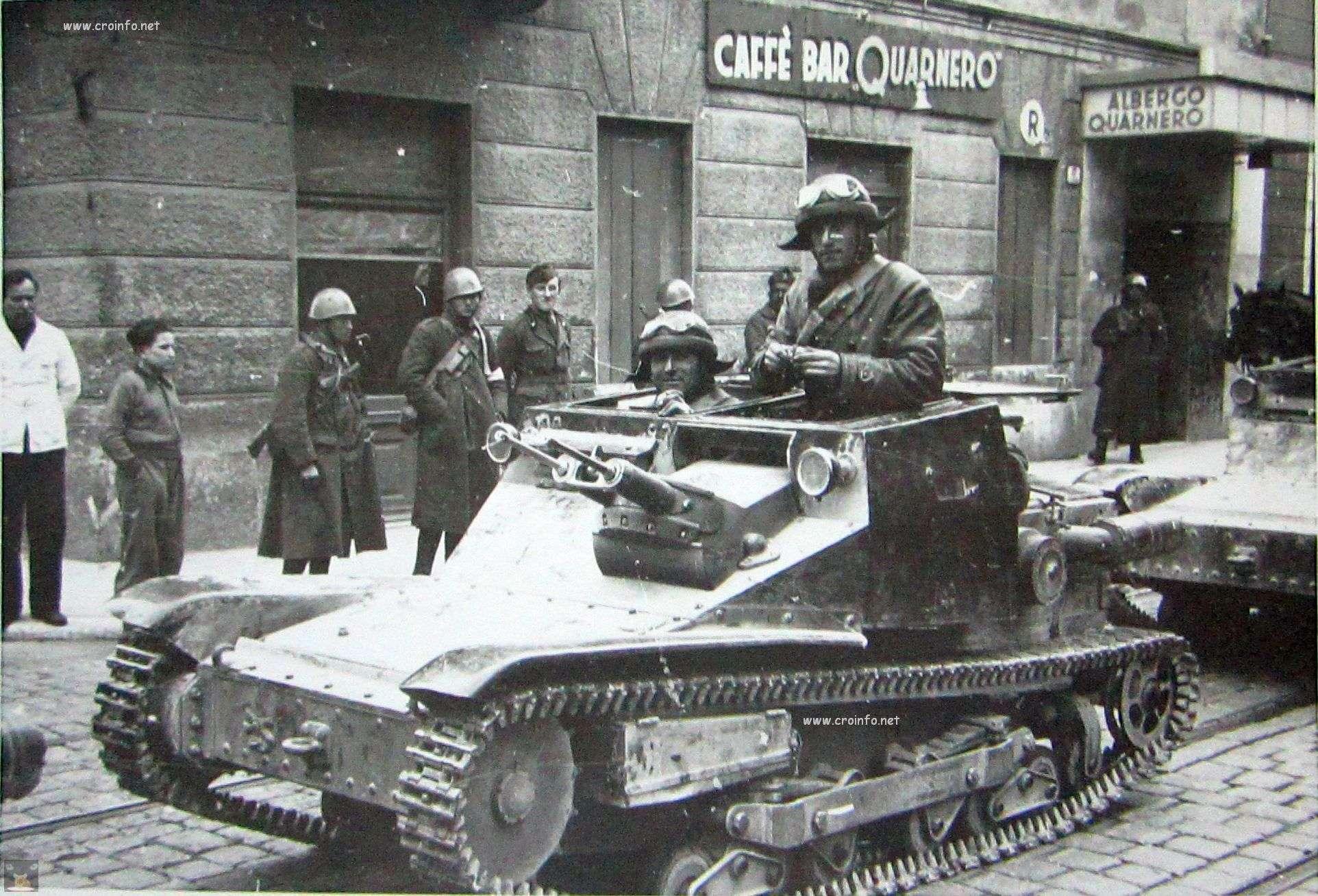 rat guerra 1941. fiume sušak