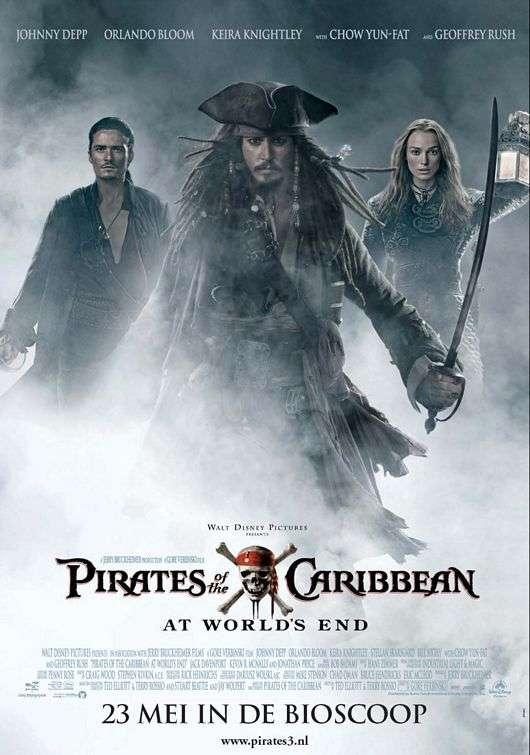 Cướp Biển Vùng Caribê 3: Nơi Tận Cùng Thế Giới