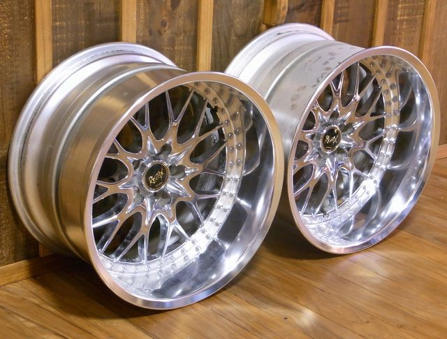 Work Rezax 18 11j 13mm Alloy Wheels Rims Vip Deep Dish Ebay