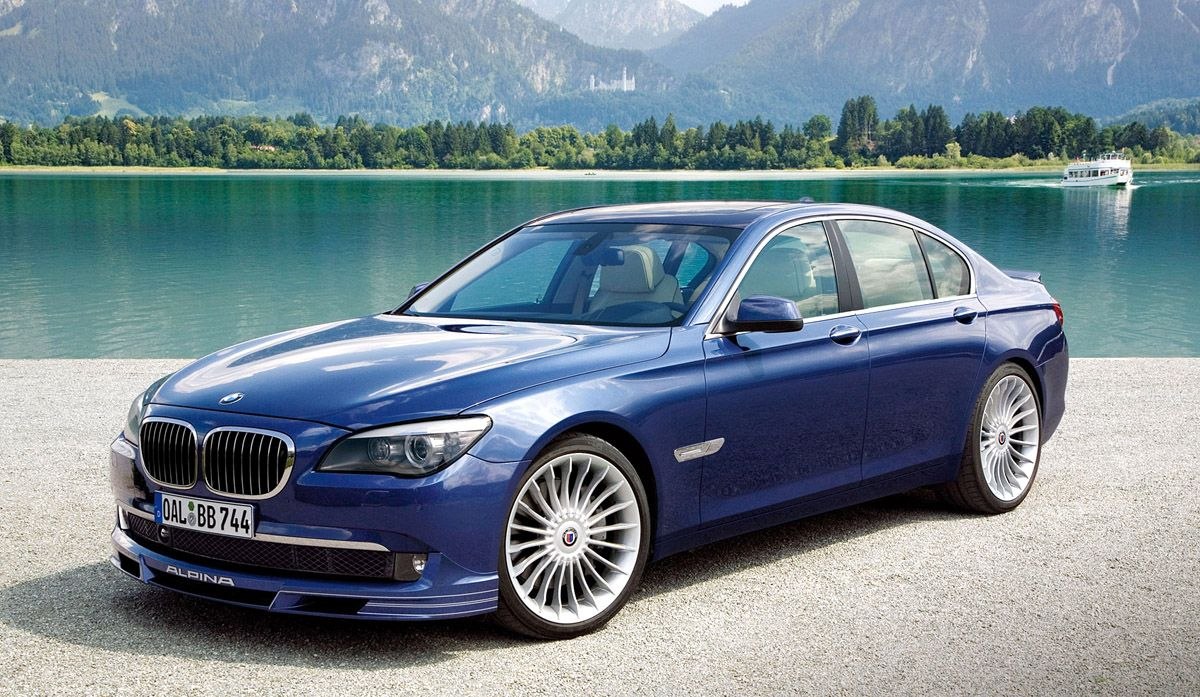bmw alpina b7 biturbo | only cars and cars