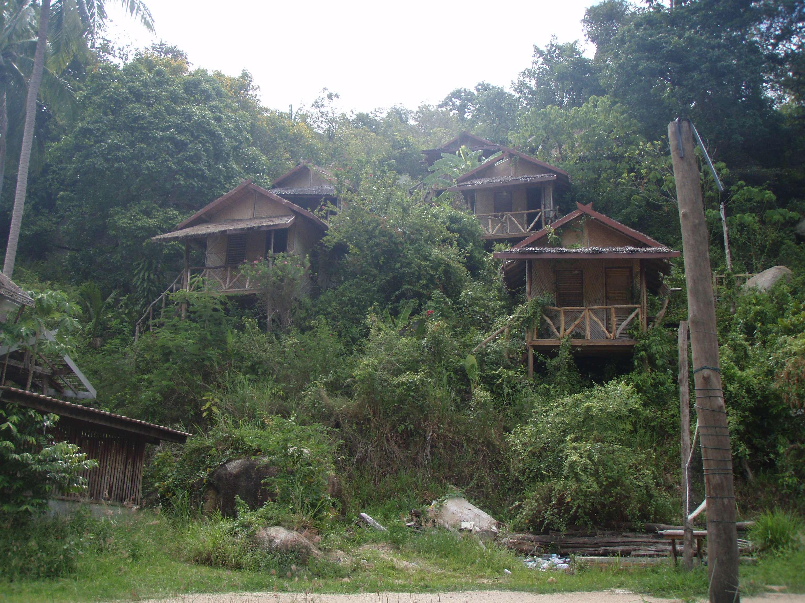 ....verlassenen Resort's......