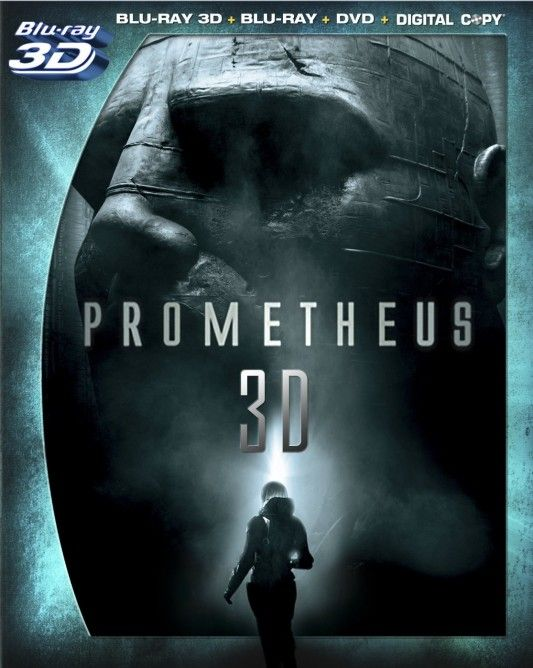 Prometheus 3D - Bluray 1080p TR/ENG