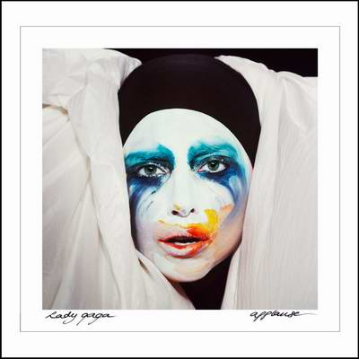 Applause Lady Gaga SomDireto