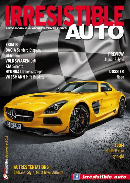 Irrésistible Auto Décembre 2012