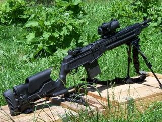 ProMag Archangel IS a drop in install!! - M14 Forum